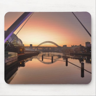 Two Bridges Mouse Pad