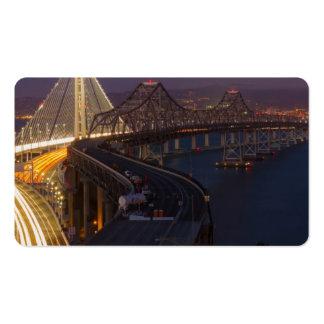 Two Bridges San Francisco–Oakland Bay Bridge Business Card