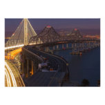 Two Bridges San Francisco–Oakland Bay Bridge Personalized Invites