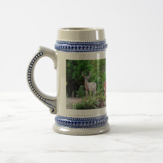 Two Bucks for one Beer Stein