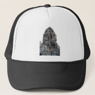 Two Buddhas of Ankor Wat .jpg Trucker Hat