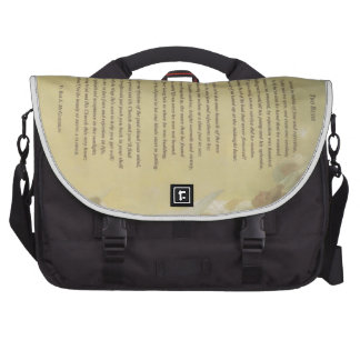 Two Buds Products Laptop Commuter Bag