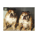 Two Bulldog Brand Lincoln Quote Stretched Canvas Canvas Prints