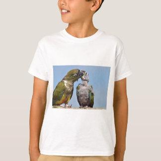 Two Burrowing Parrots T-Shirt