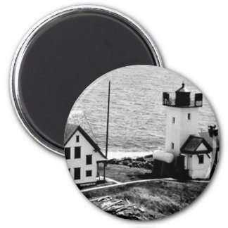 Two Bush Island Lighthouse Magnet