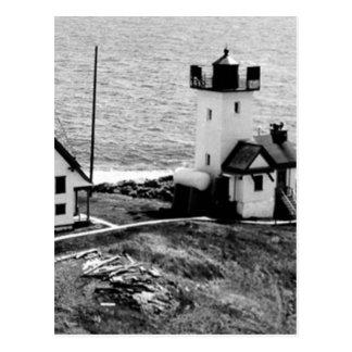 Two Bush Island Lighthouse Postcard