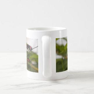 Two Butterflies Classic White Coffee Mug