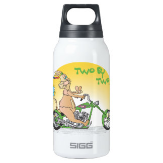 Two by Two Insulated Water Bottle