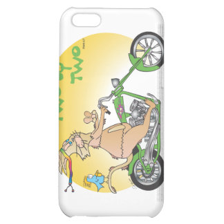 Two by Two iPhone 5C Covers