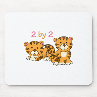 TWO BY TWO MOUSEPAD