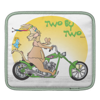 Two By Two Sleeve For iPads