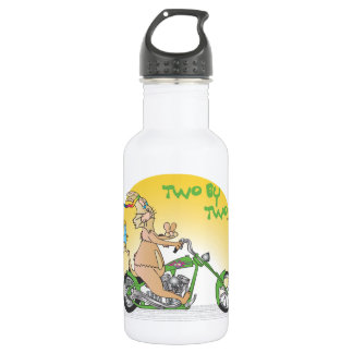 Two by Two Water Bottle