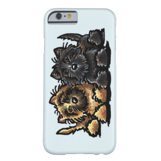 Two Cairn Terriers iPhone 6 Case