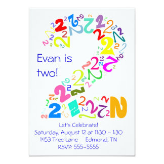 Two! Card