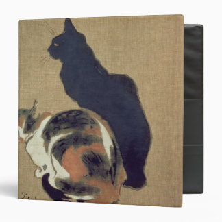 Two Cats, 1894 Binder