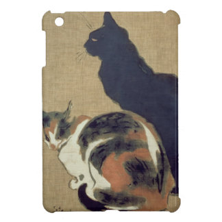 Two Cats, 1894 Cover For The iPad Mini
