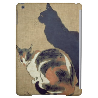 Two Cats, 1894 iPad Air Covers