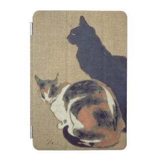 Two Cats, 1894 iPad Mini Cover