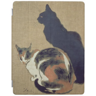 Two Cats, 1894 iPad Smart Cover