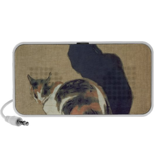 Two Cats, 1894 Speaker