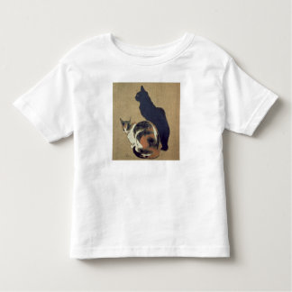 Two Cats, 1894 Toddler T-shirt