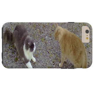 Two Cats Tough iPhone 6 Plus Case