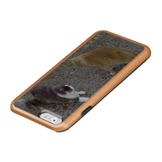 Two Cats Incipio Feather® Shine iPhone 6 Case