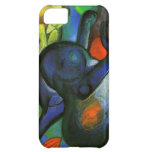 Two Cats Painting Case For iPhone 5C