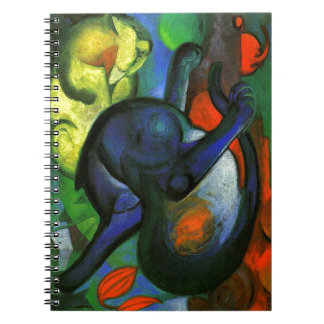 Two Cats Painting Note Books