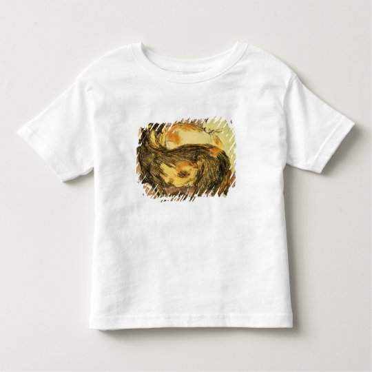 Two Cats Toddler T-shirt