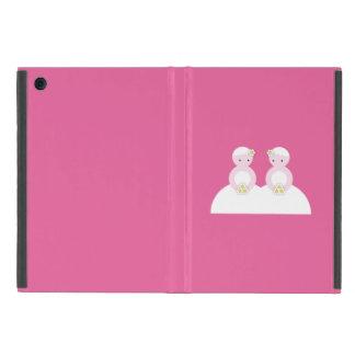 Two caucasian brides iPad mini cases