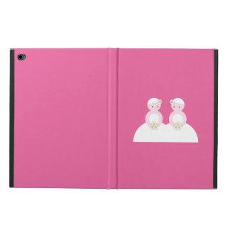 Two caucasian brides powis iPad air 2 case