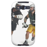 two caucasian male lacrosse players from galaxy s3 covers