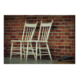 Two Chairs Posters