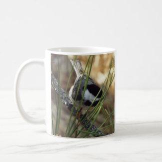 Two Chickadees Coffee Mug