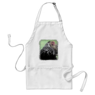 Two Chicks Adult Apron