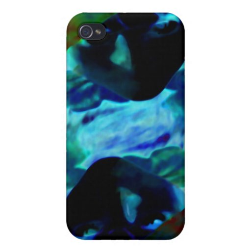 Two Children Cover For iPhone 4