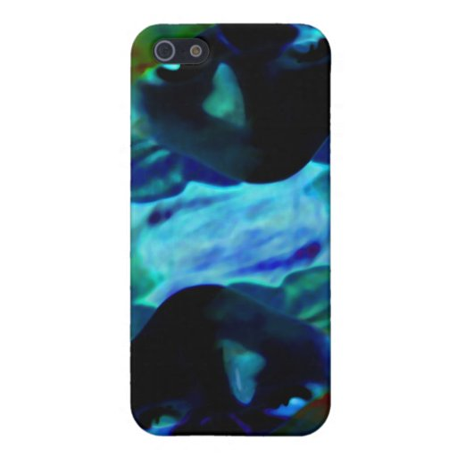 Two Children iPhone 5 Cover