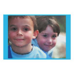 Two Children Poster
