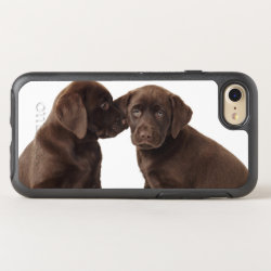 OtterBox Apple iPhone 7 Symmetry Case with Labrador Retriever Phone Cases design