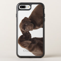 OtterBox Apple iPhone 7 Plus Symmetry Case with Labrador Retriever Phone Cases design