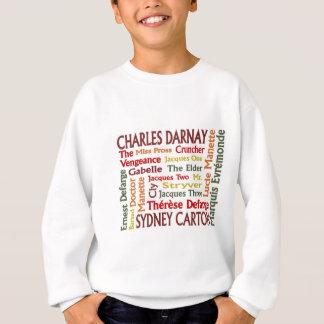 Two Cities Characters Sweatshirt