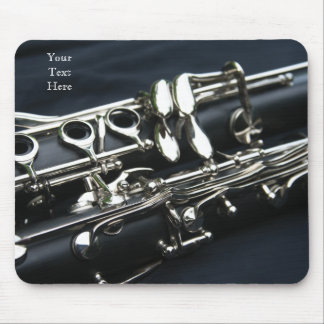 Two Clarinets Mousepad