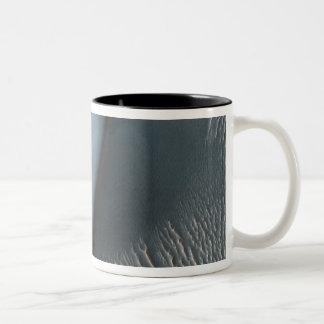 Two classes of aeolian bedforms coffee mugs