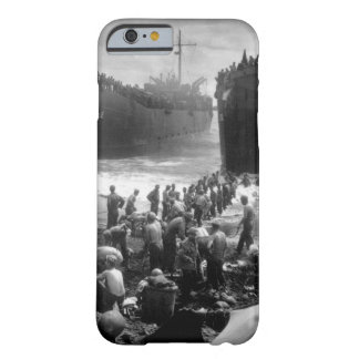 Two Coast Guard-manned LST's open_War Image Barely There iPhone 6 Case
