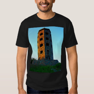 Two Colored Enger Tower Shirt