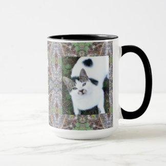 Two Cool Cats Mug