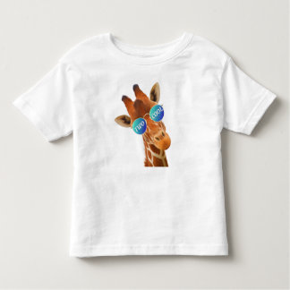 TWO COOL - GIRAFFE TODDLER T-SHIRT