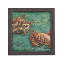 Two Crabs by Vincent van Gogh Gift Box