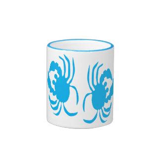 Two Crabs Ringer Mug